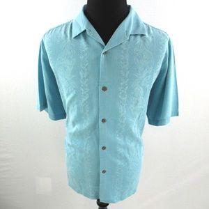 Tommy Bahama Silk Hawaiian Camp Shirt